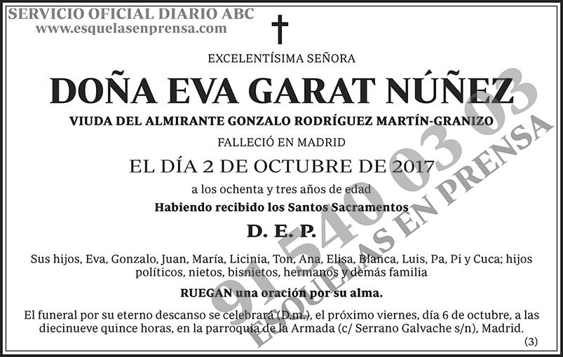 Eva Garat Núñez